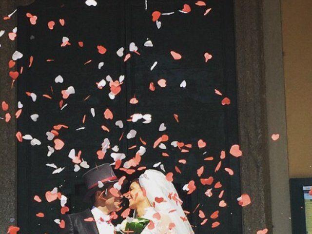 Il matrimonio di Michele Criscuolo e Silvia Benaglio a Calco, Lecco 44