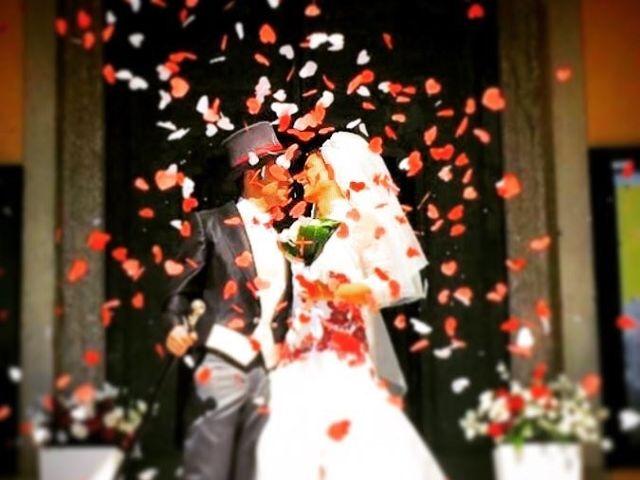 Il matrimonio di Michele Criscuolo e Silvia Benaglio a Calco, Lecco 45
