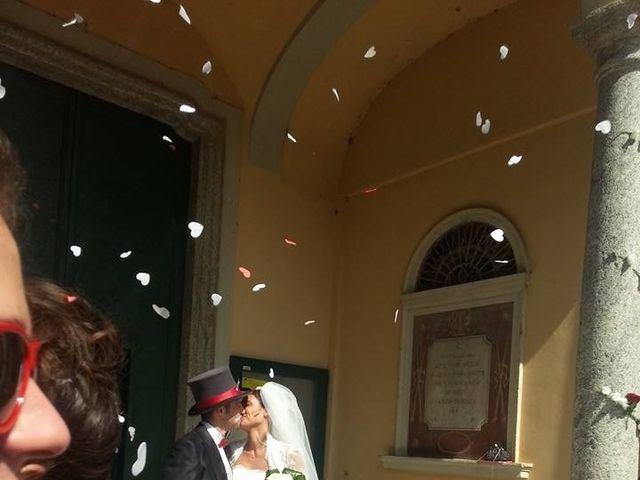 Il matrimonio di Michele Criscuolo e Silvia Benaglio a Calco, Lecco 46