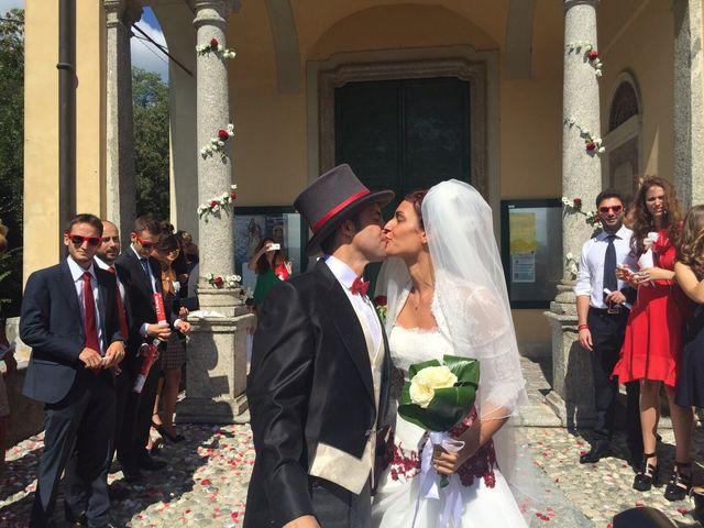 Il matrimonio di Michele Criscuolo e Silvia Benaglio a Calco, Lecco 48