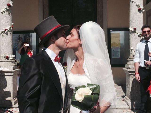 Il matrimonio di Michele Criscuolo e Silvia Benaglio a Calco, Lecco 49