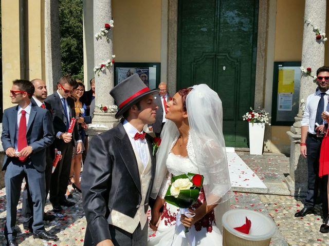 Il matrimonio di Michele Criscuolo e Silvia Benaglio a Calco, Lecco 51