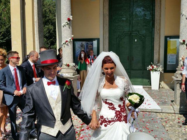 Il matrimonio di Michele Criscuolo e Silvia Benaglio a Calco, Lecco 52