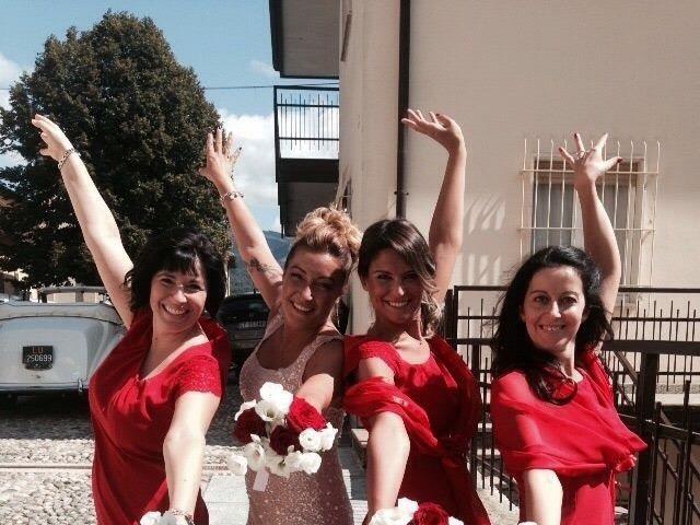 Il matrimonio di Michele Criscuolo e Silvia Benaglio a Calco, Lecco 58
