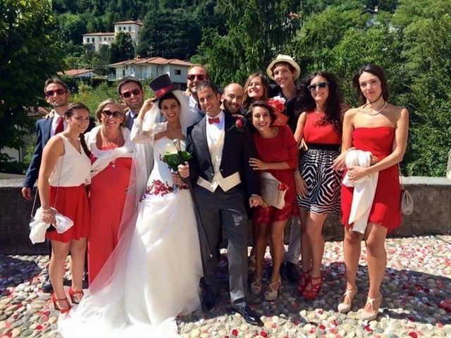 Il matrimonio di Michele Criscuolo e Silvia Benaglio a Calco, Lecco 60