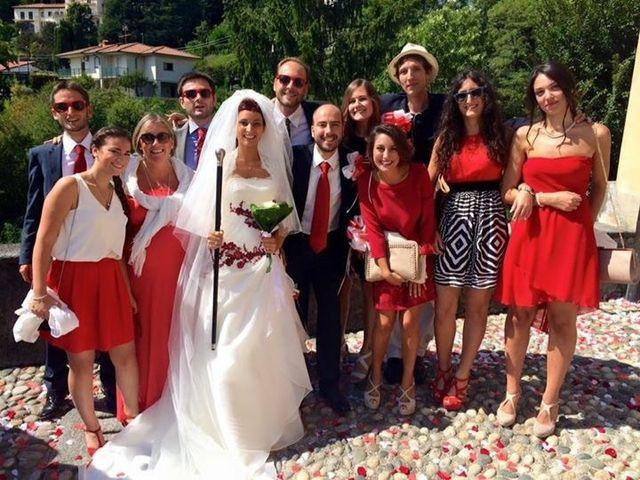 Il matrimonio di Michele Criscuolo e Silvia Benaglio a Calco, Lecco 61