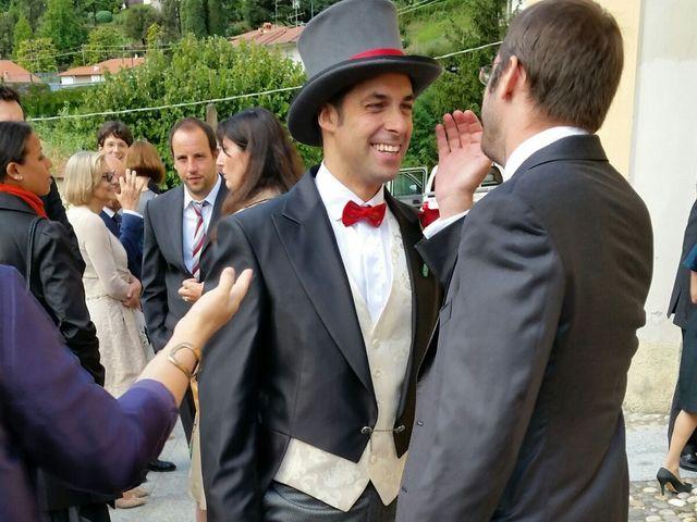 Il matrimonio di Michele Criscuolo e Silvia Benaglio a Calco, Lecco 63