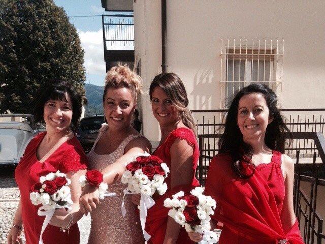 Il matrimonio di Michele Criscuolo e Silvia Benaglio a Calco, Lecco 64