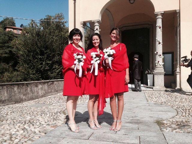 Il matrimonio di Michele Criscuolo e Silvia Benaglio a Calco, Lecco 66