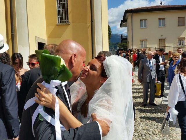 Il matrimonio di Michele Criscuolo e Silvia Benaglio a Calco, Lecco 2