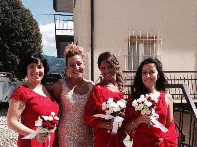Il matrimonio di Michele Criscuolo e Silvia Benaglio a Calco, Lecco 67