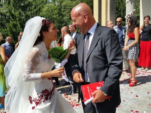 Il matrimonio di Michele Criscuolo e Silvia Benaglio a Calco, Lecco 68