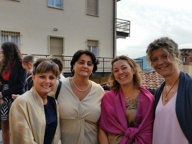 Il matrimonio di Michele Criscuolo e Silvia Benaglio a Calco, Lecco 69