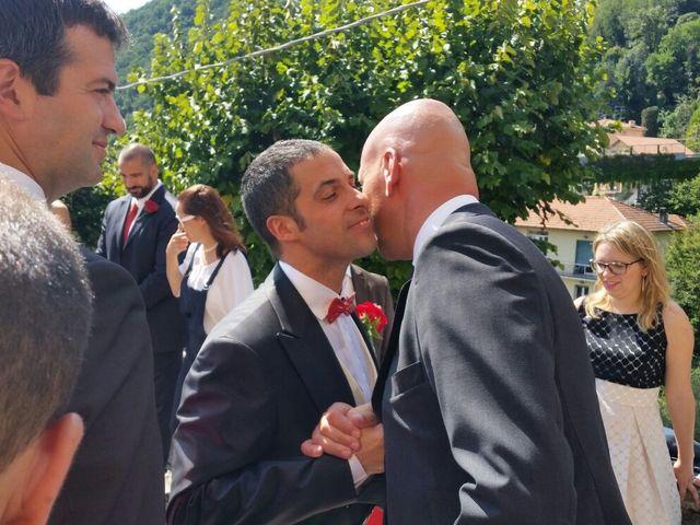 Il matrimonio di Michele Criscuolo e Silvia Benaglio a Calco, Lecco 72
