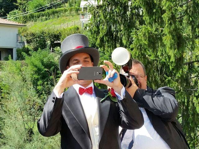 Il matrimonio di Michele Criscuolo e Silvia Benaglio a Calco, Lecco 75