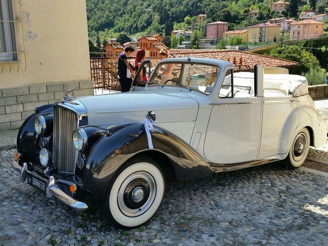 Il matrimonio di Michele Criscuolo e Silvia Benaglio a Calco, Lecco 78