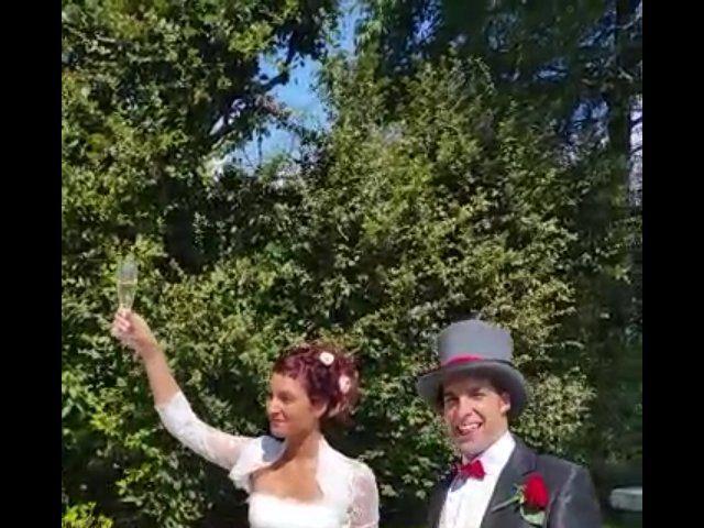 Il matrimonio di Michele Criscuolo e Silvia Benaglio a Calco, Lecco 91