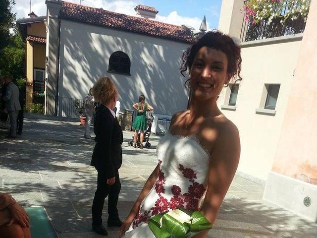 Il matrimonio di Michele Criscuolo e Silvia Benaglio a Calco, Lecco 96