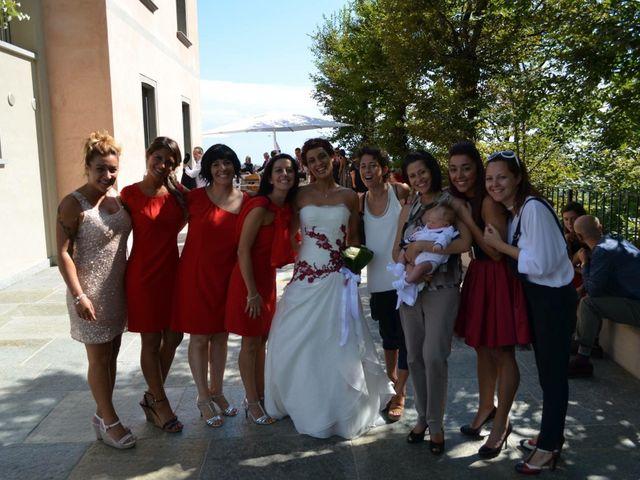 Il matrimonio di Michele Criscuolo e Silvia Benaglio a Calco, Lecco 99