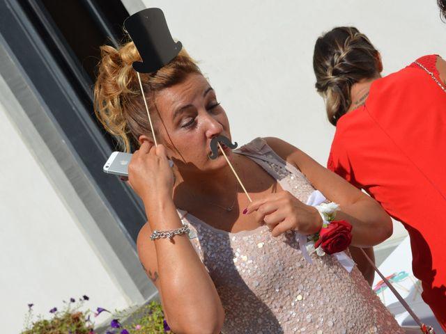 Il matrimonio di Michele Criscuolo e Silvia Benaglio a Calco, Lecco 106