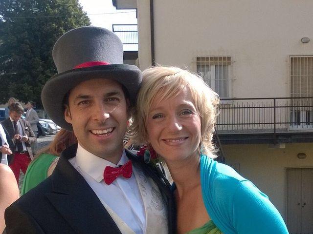 Il matrimonio di Michele Criscuolo e Silvia Benaglio a Calco, Lecco 125