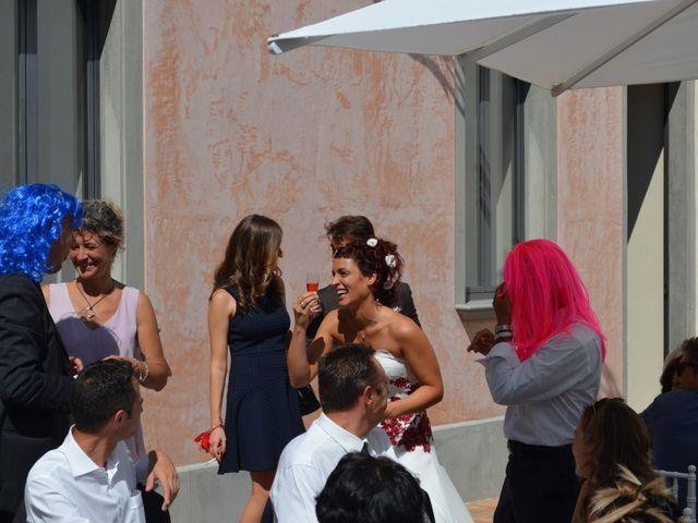 Il matrimonio di Michele Criscuolo e Silvia Benaglio a Calco, Lecco 128