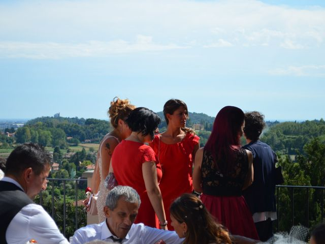 Il matrimonio di Michele Criscuolo e Silvia Benaglio a Calco, Lecco 134