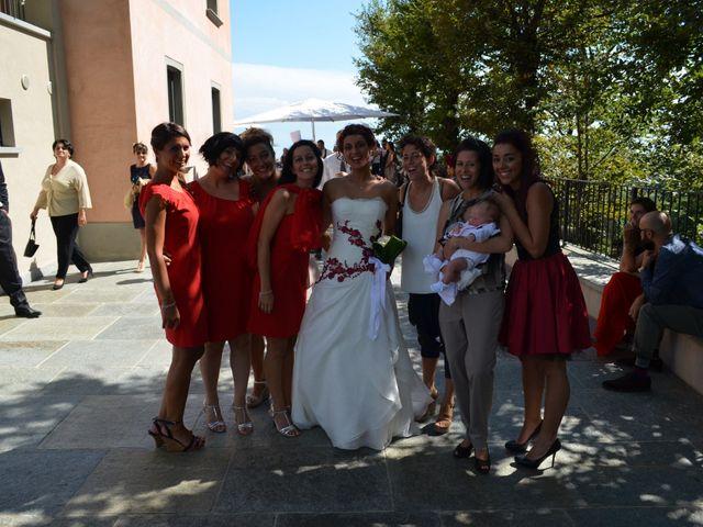 Il matrimonio di Michele Criscuolo e Silvia Benaglio a Calco, Lecco 139