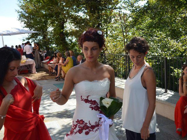 Il matrimonio di Michele Criscuolo e Silvia Benaglio a Calco, Lecco 143