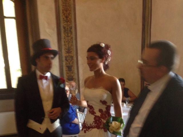 Il matrimonio di Michele Criscuolo e Silvia Benaglio a Calco, Lecco 153