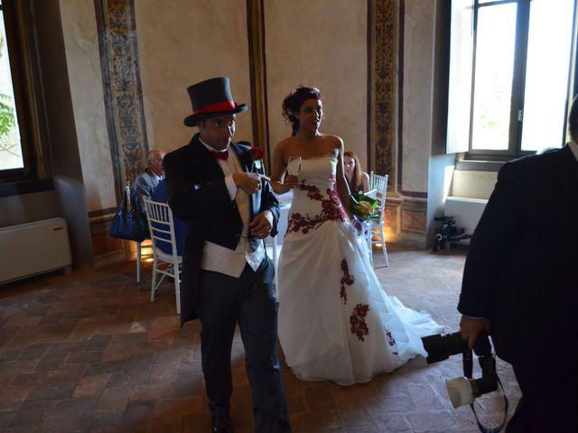 Il matrimonio di Michele Criscuolo e Silvia Benaglio a Calco, Lecco 154