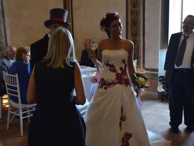 Il matrimonio di Michele Criscuolo e Silvia Benaglio a Calco, Lecco 155