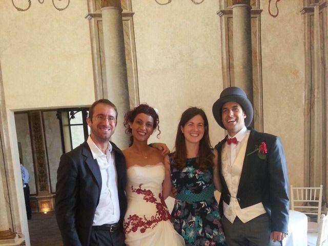 Il matrimonio di Michele Criscuolo e Silvia Benaglio a Calco, Lecco 156