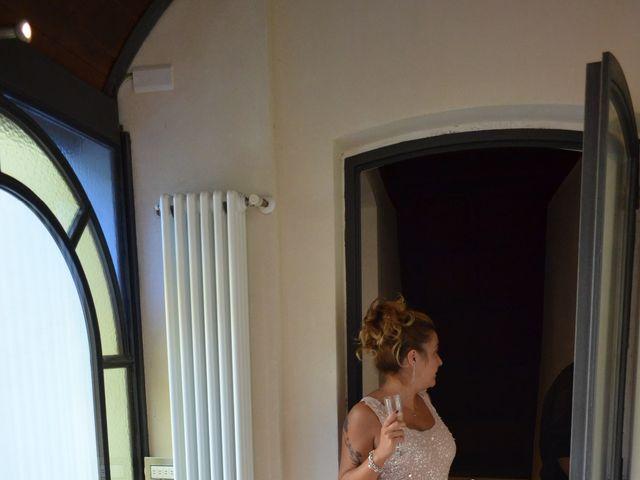 Il matrimonio di Michele Criscuolo e Silvia Benaglio a Calco, Lecco 159