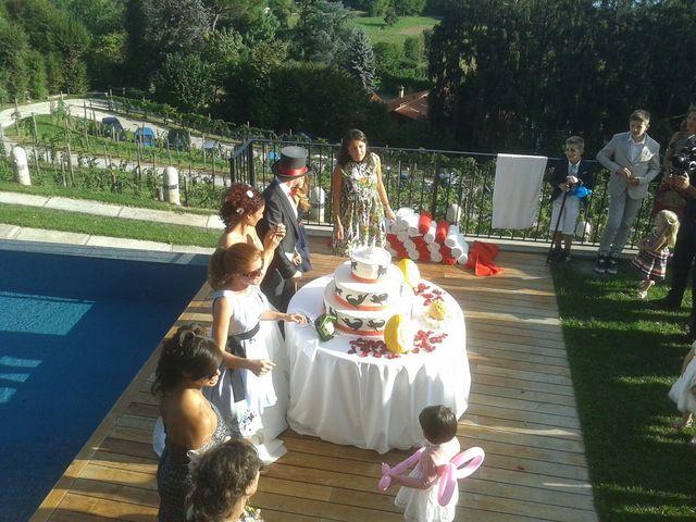 Il matrimonio di Michele Criscuolo e Silvia Benaglio a Calco, Lecco 192