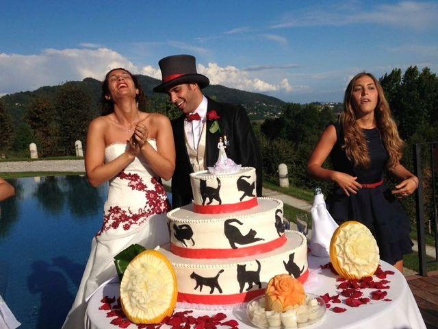 Il matrimonio di Michele Criscuolo e Silvia Benaglio a Calco, Lecco 194