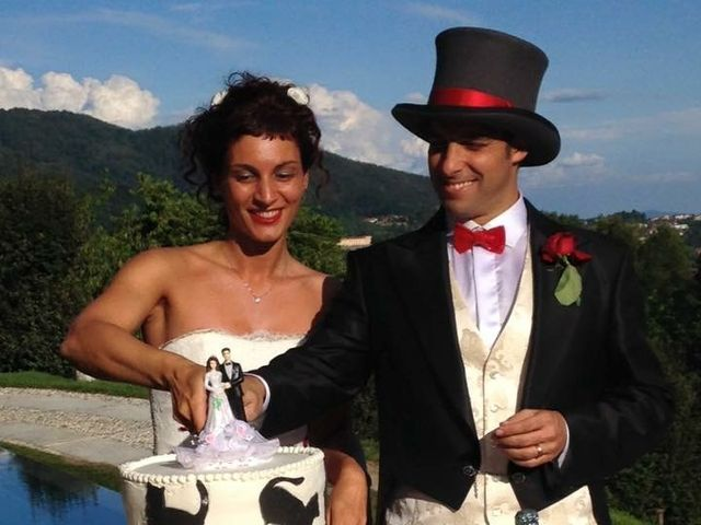 Il matrimonio di Michele Criscuolo e Silvia Benaglio a Calco, Lecco 195