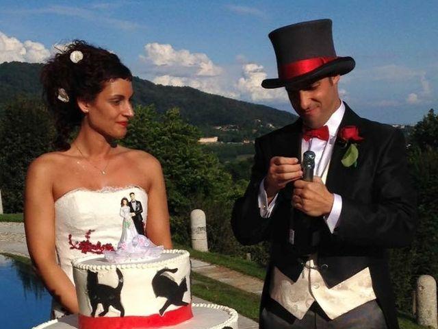 Il matrimonio di Michele Criscuolo e Silvia Benaglio a Calco, Lecco 198