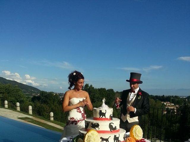 Il matrimonio di Michele Criscuolo e Silvia Benaglio a Calco, Lecco 203