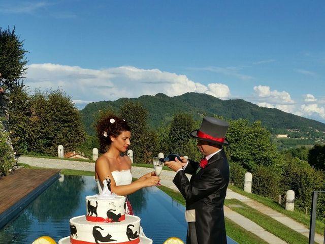 Il matrimonio di Michele Criscuolo e Silvia Benaglio a Calco, Lecco 204