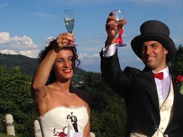 Il matrimonio di Michele Criscuolo e Silvia Benaglio a Calco, Lecco 205