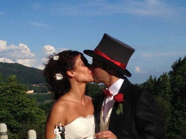 Il matrimonio di Michele Criscuolo e Silvia Benaglio a Calco, Lecco 209