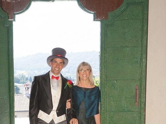 Il matrimonio di Michele Criscuolo e Silvia Benaglio a Calco, Lecco 225