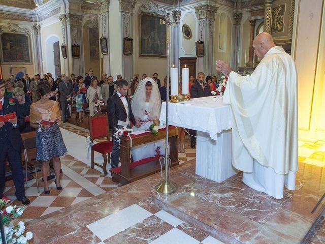 Il matrimonio di Michele Criscuolo e Silvia Benaglio a Calco, Lecco 231