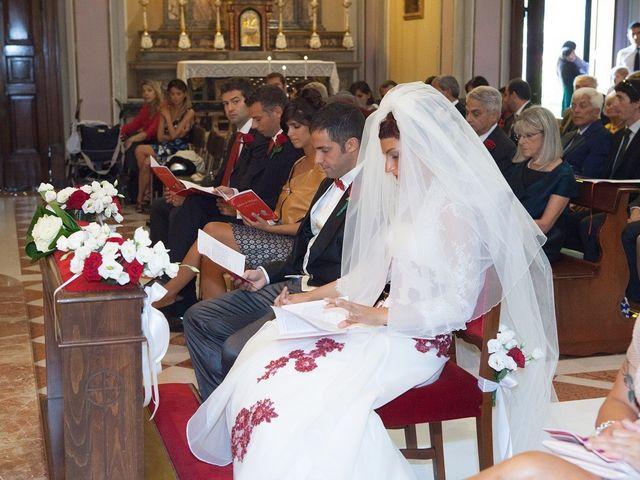Il matrimonio di Michele Criscuolo e Silvia Benaglio a Calco, Lecco 232