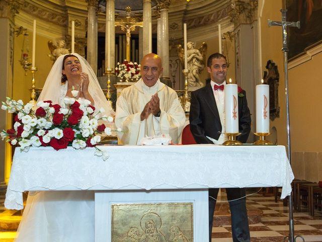 Il matrimonio di Michele Criscuolo e Silvia Benaglio a Calco, Lecco 234