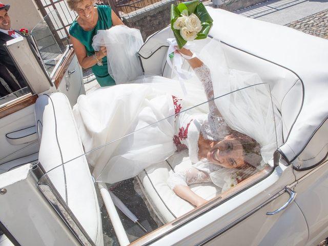 Il matrimonio di Michele Criscuolo e Silvia Benaglio a Calco, Lecco 235