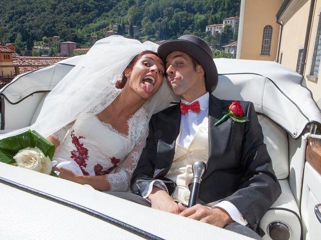 Il matrimonio di Michele Criscuolo e Silvia Benaglio a Calco, Lecco 236