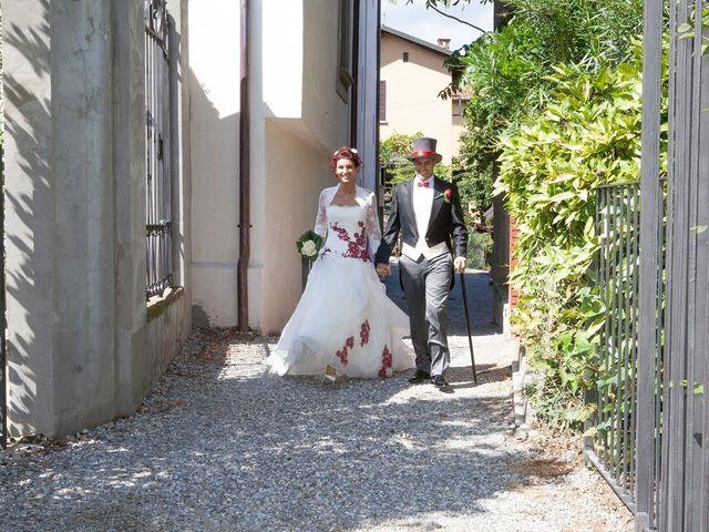 Il matrimonio di Michele Criscuolo e Silvia Benaglio a Calco, Lecco 237