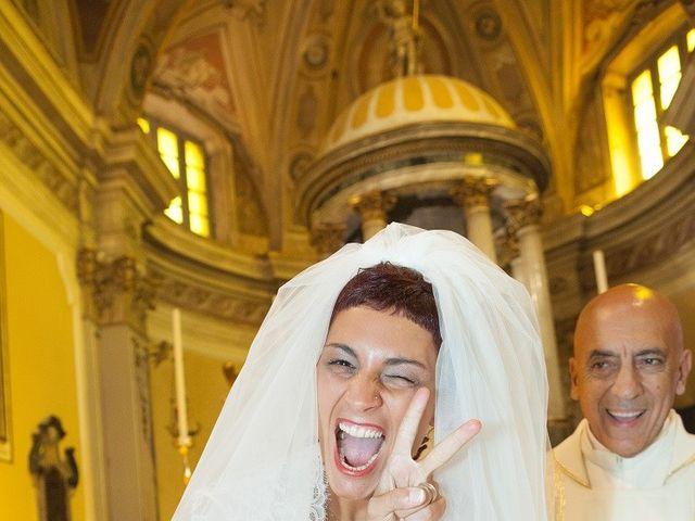 Il matrimonio di Michele Criscuolo e Silvia Benaglio a Calco, Lecco 240